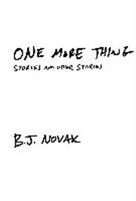 [해외]One More Thing (Hardcover)
