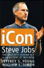 [해외]Icon Steve Jobs (Hardcover)