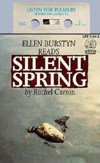 [해외]Silent Spring (Cassette/Spoken Word)