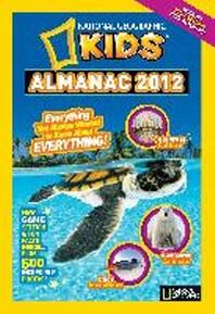 National Geographic Kids Almanac 2012, UnA/E, UnA/E, UnA/E