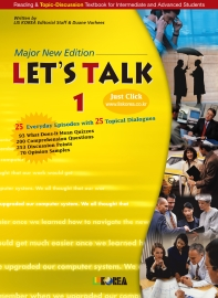 Let's Talk 1.(Student Book)(2판)