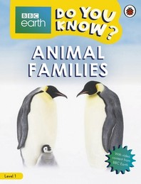 [해외]Animal Families - BBC Do You Know...? Level 1