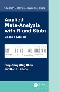 [해외]Applied Meta-Analysis with R and Stata