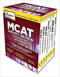 [해외]The Princeton Review MCAT Subject Review Complete Box Set, 3rd Edition