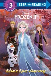 [해외]Elsa's Epic Journey (Disney Frozen 2) (Hardcover)