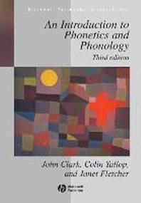 Introduction to Phonetics Phonology 3e