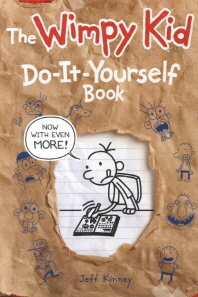 The Wimpy Kid DIY Book 2012 컬러판