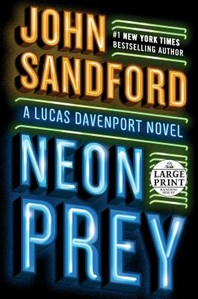 [해외]Neon Prey (Paperback)