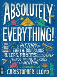 [해외]Absolutely Everything! (Hardcover)