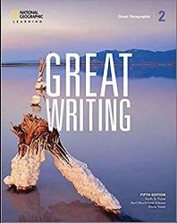 [해외]Great Writing 2