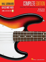 Hal Leonard  Bass Method (Complete Edition) [With Compact Disc] (Revised)
