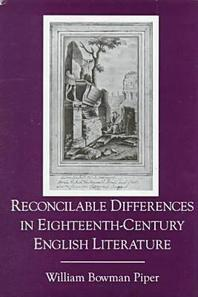 Reconcilable Differences in Eighteenth-Century