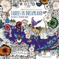 [해외]Zendoodle Coloring Presents Fairies in Dreamland