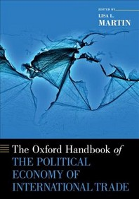 [해외]The Oxford Handbook of the Political Economy of International Trade