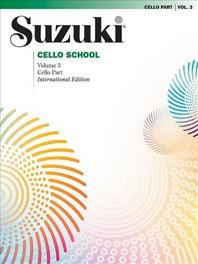 [해외]Suzuki Cello School, Vol 3