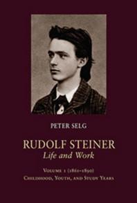 [해외]Rudolf Steiner, Life and Work (Hardcover)
