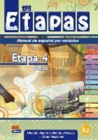 Etapas Level 4 Fotos - Libro del Alumno/Ejercicios + CD