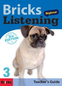 Bricks Listening Beginner. 3(Teacher's Guide)