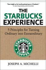 [해외]The Starbucks Experience (Hardcover)