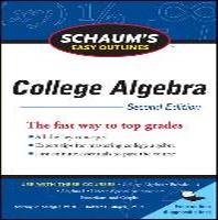 [해외]Seo College Algebra 2e