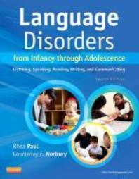 [해외]Language Disorders from Infancy Through Adolescence (Hardcover)