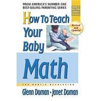 How To Teach Your Baby Math : The Gentle Revolution