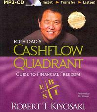 [해외]Rich Dad's Cashflow Quadrant (MP3 CD)