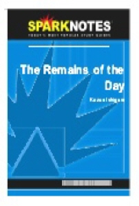 Remains of the Day (SparkNotes Literature Guide)