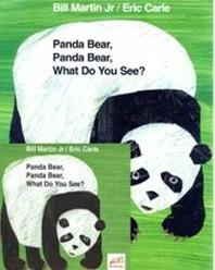 Panda Bear, Panda Bear, What Do You See?(노부영)(CD1장포함)