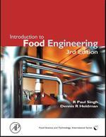 Intro. to Food Engineering