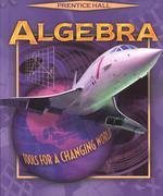 Prentice Hall Algebra Student Edition 1998 Copyright