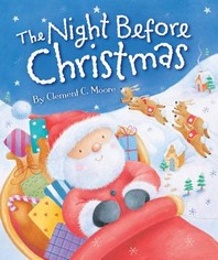 [해외]Night Before Christmas (Board Books)