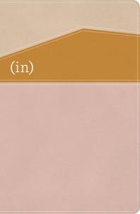[해외]CSB (In)Courage Devotional Bible, Desert/Mustard/Alabaster Leathertouch (Imitation Leather)