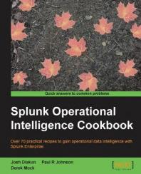 [해외]Splunk Operational Intelligence Cookbook (Paperback)