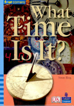 What Time Is It (Paperback + CD 1장)