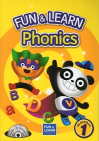 Fun & Learn Phonics. 1(Student Book)