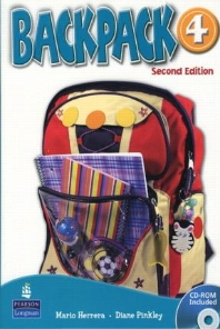 Backpack 4. (Student Book)
