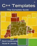 [해외]C++ Templates (Hardcover)