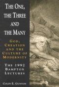 [해외]The One, the Three and the Many (Paperback)