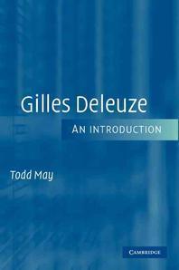 [해외]Gilles Deleuze (Paperback)