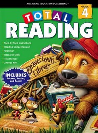 Total Reading : Grade 4