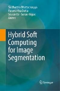 [해외]Hybrid Soft Computing for Image Segmentation (Paperback)