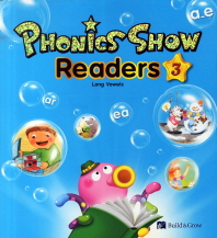 PHONICS SHOW READERS. 3: LONG VOWELS(CD1장포함)