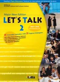 Let's Talk 2.(Student Book)(CD1장포함)