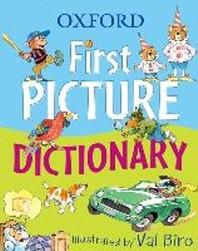 [해외]Oxford First Picture Dictionary