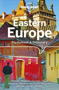 [해외]Lonely Planet Eastern Europe Phrasebook & Dictionary