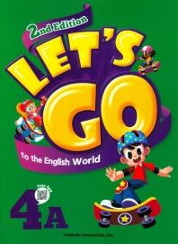 Let's Go English. 4A