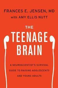 [해외]The Teenage Brain (Hardcover)