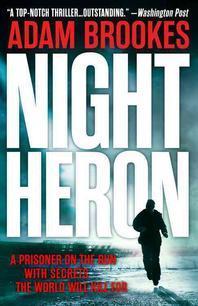 [해외]Night Heron (Paperback)