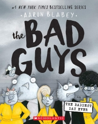 [해외]The Bad Guys in the Baddest Day Ever (the Bad Guys #10), Volume 10